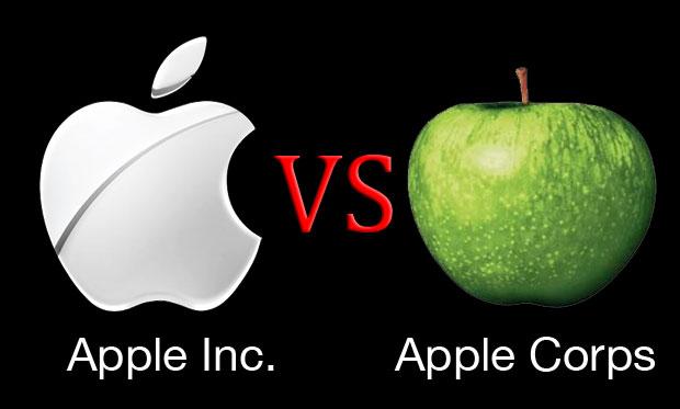 Apple versus Apple